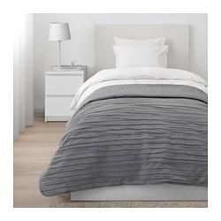 VEKETÅG - Penutup tempat tidur , abu-abu