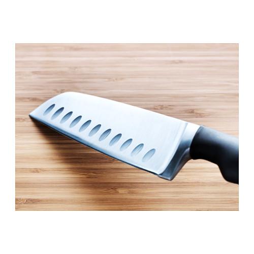 VÖRDA - vegetable knife, black, 16 cm | IKEA Indonesia - PE549245_S4
