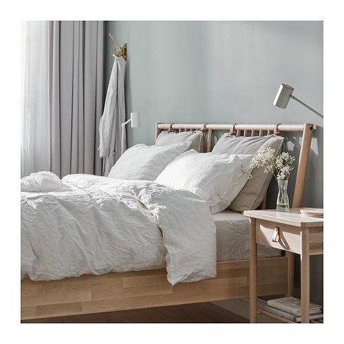 BJÖRKSNÄS rangka tempat tidur