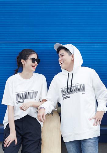 EFTERTRÄDA - t-shirt, putih, L/XL | IKEA Indonesia - PE810067_S4