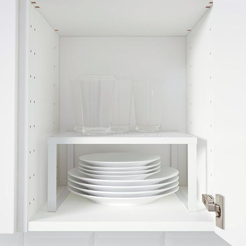 VARIERA - shelf insert, white, 32x28x16 cm | IKEA Indonesia - PE600475_S4