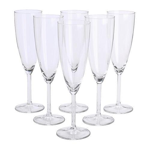 SVALKA gelas champagne