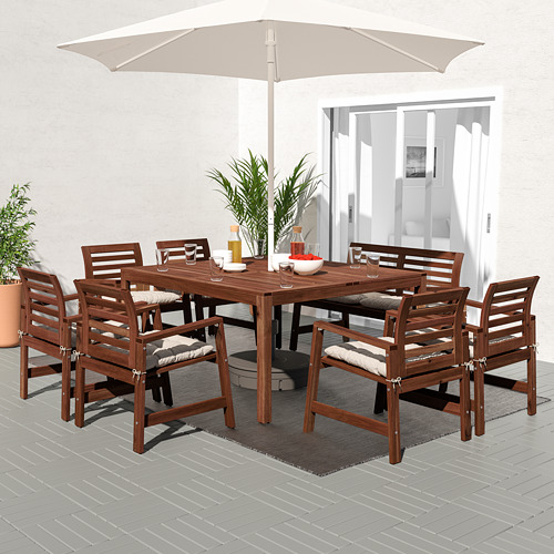 ÄPPLARÖ table, outdoor