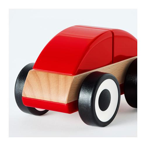 LILLABO kereta mainan