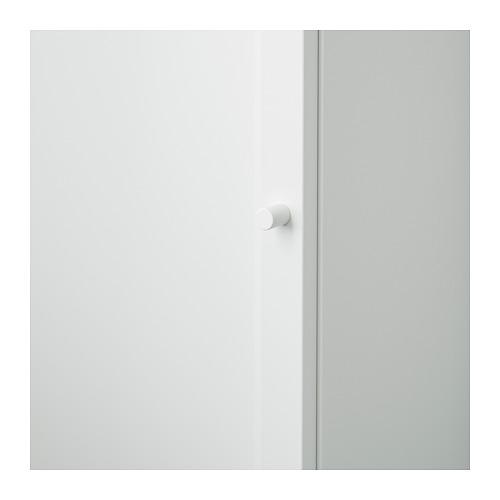 OXBERG/BILLY lemari buku dg pintu