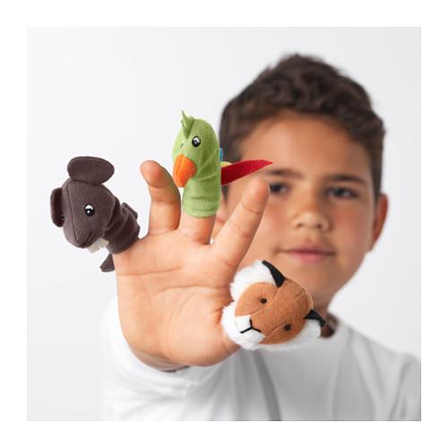 TITTA DJUR finger puppet