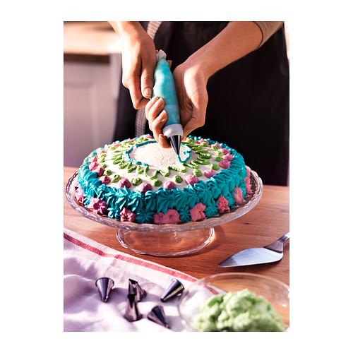 SMAKSAM set hiasan kue