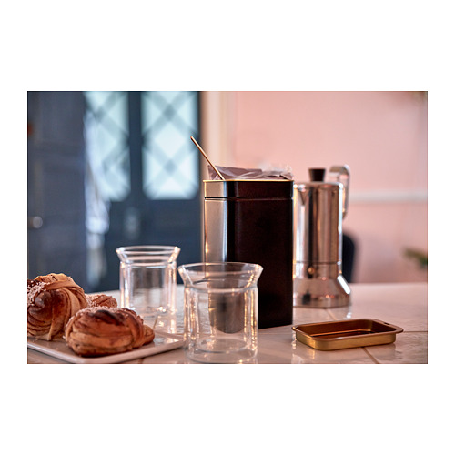 BLOMNING coffee/tea tin