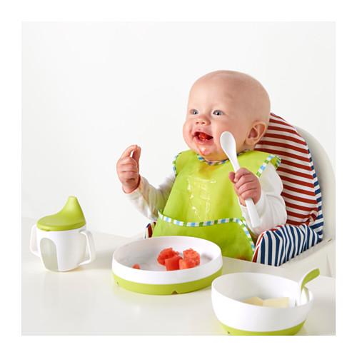BÖRJA/SMÅGLI set 5 unit untuk makan