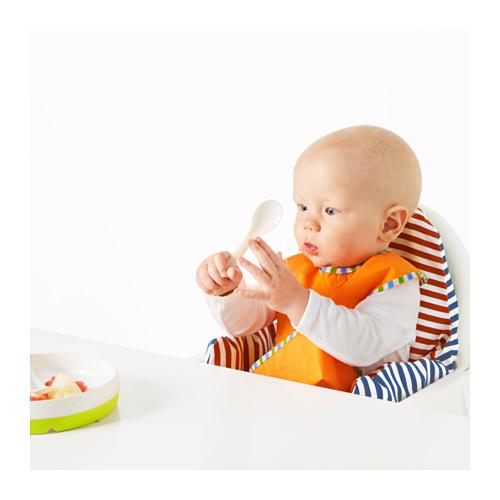 BÖRJA sendok makan dan sendok bayi