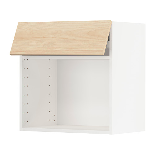 METOD wall cabinet for microwave oven