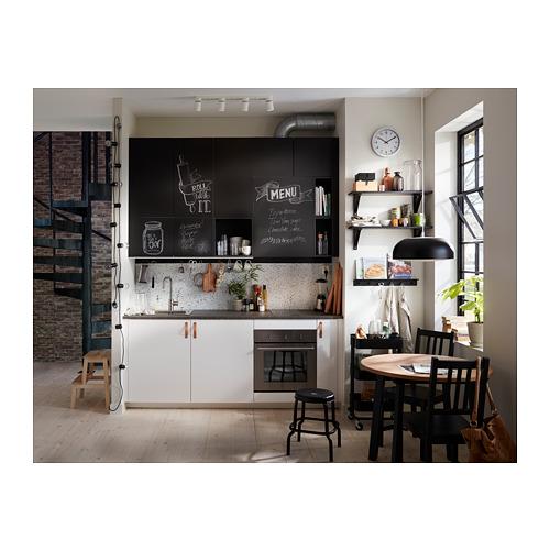 SVARTRÅ - rantai lampu LED dengan 12 lampu, hitam/luar ruang | IKEA Indonesia - PH145989_S4