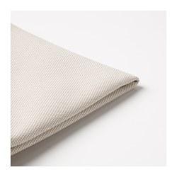 FRÖSÖN - Cover for chair cushion, outdoor beige