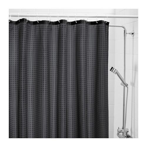 SAXÄLVEN tirai shower
