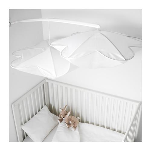 HIMMELSK kanopi tempat tidur