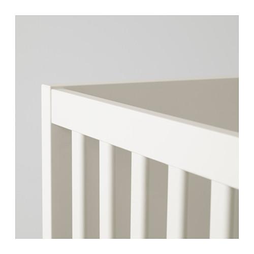 STUVA ranjang bayi dengan laci