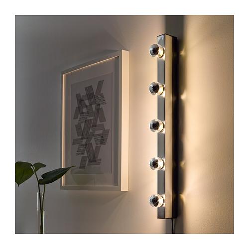 MUSIK lampu dinding