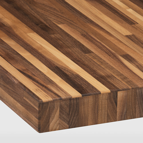 PINNARP permukaan meja dapur