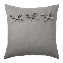 AINA - Cushion cover, grey