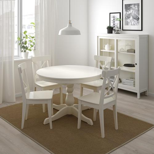 INGATORP/INGOLF meja dan 4 kursi