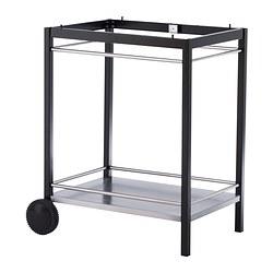 KLASEN - Underframe, stainless steel