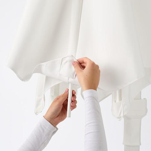 HÖGÖN tenda payung, gantungan dg bg dasar