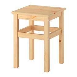 ODDVAR - Bangku, kayu pinus