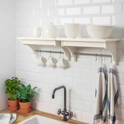 TORNVIKEN wall shelf