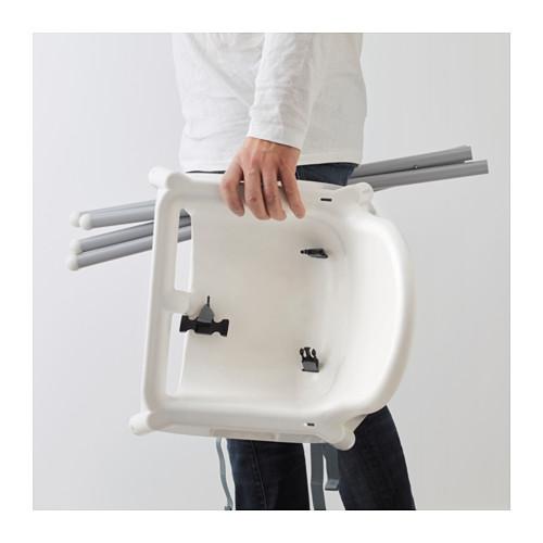 ANTILOP kursi makan anak dg tali pengaman