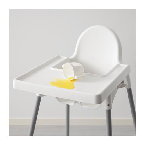 ANTILOP kursi makan anak dengan baki