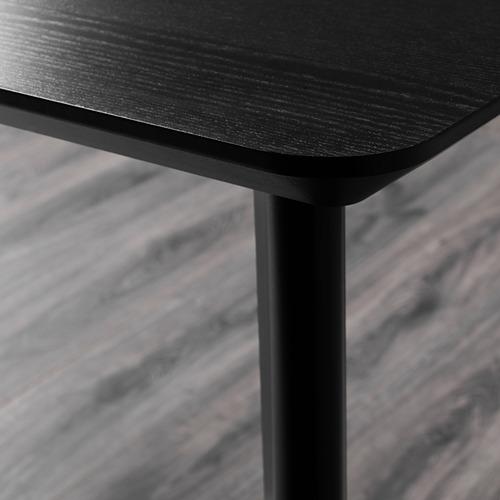 ODGER/LISABO meja dan 4 kursi