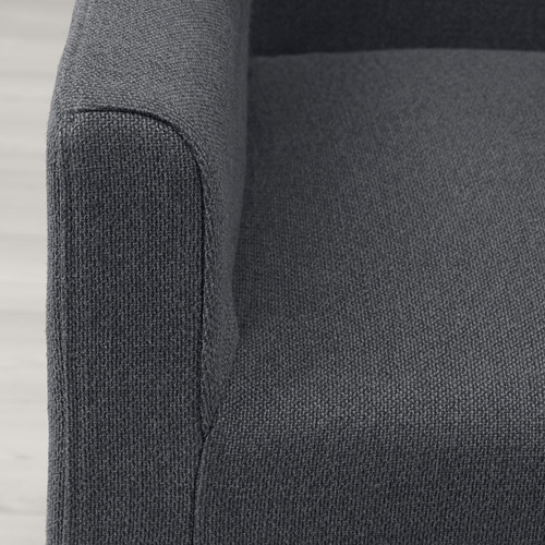 SAKARIAS chair with armrests