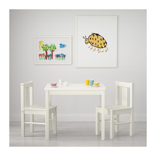 KRITTER meja anak