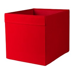DRÖNA - Box, red