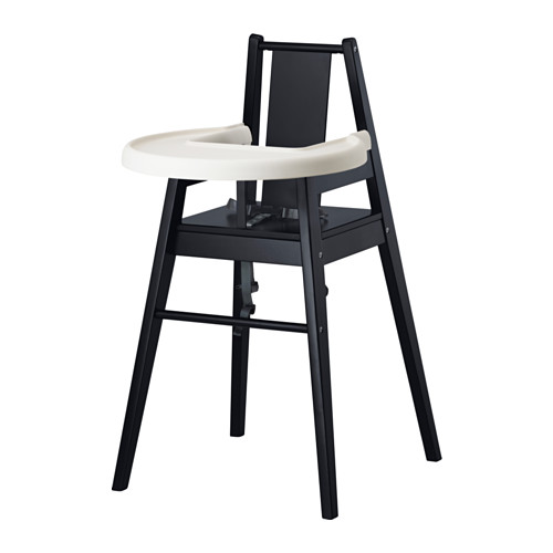 BLÅMES highchair with tray