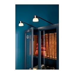 LINDSHULT - Lampu kabinet LED, dilapisi nikel