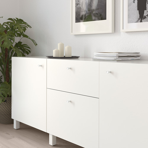 GUBBARP - kenop, putih, 21 mm | IKEA Indonesia - PE719922_S4