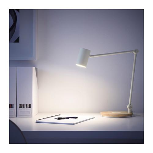 RIGGAD LED work lamp w wireless charging
