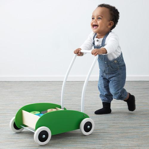 MULA truk mainan
