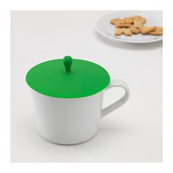 SMULFARE - Lid for mug, silicone green