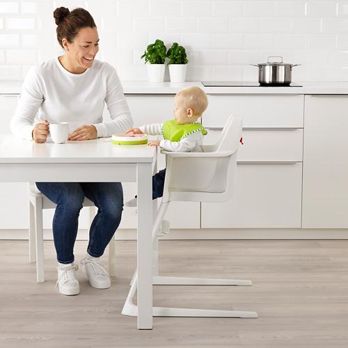 LANGUR kursi makan anak dengan baki