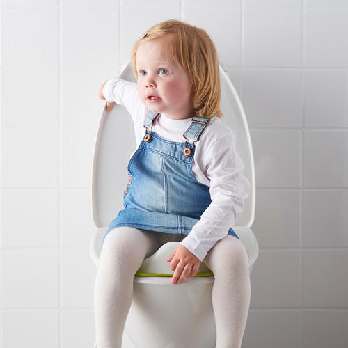 TOSSIG tempat duduk toilet