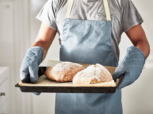 SANDVIVA sarung tangan oven