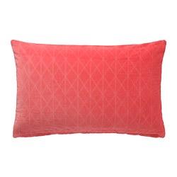 GRACIÖS - Sarung bantal kursi, merah muda
