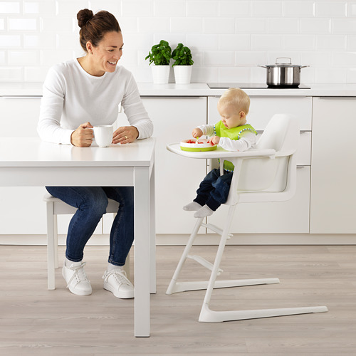 LANGUR junior/highchair with tray
