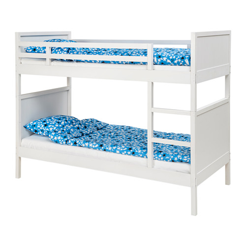 NORDDAL rangka tempat tidur tingkat
