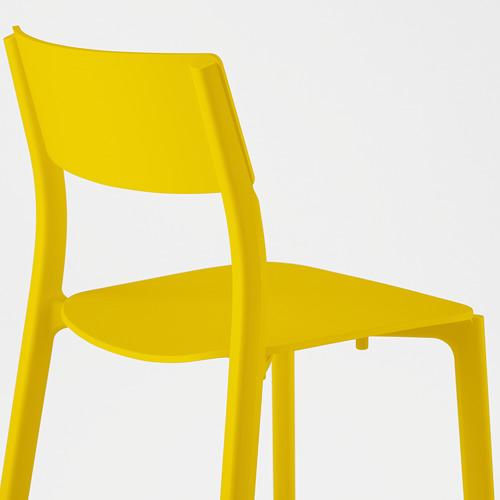 JANINGE - kursi, kuning   IKEA Indonesia - PE590611_S4