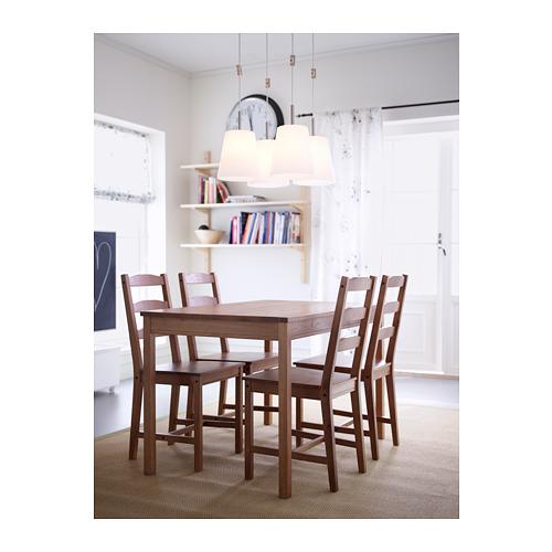 JOKKMOKK meja dan 4 kursi