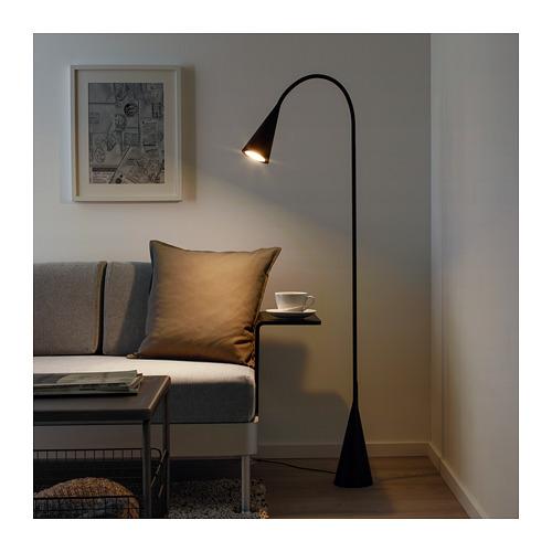DELAKTIG lampu lantai LED