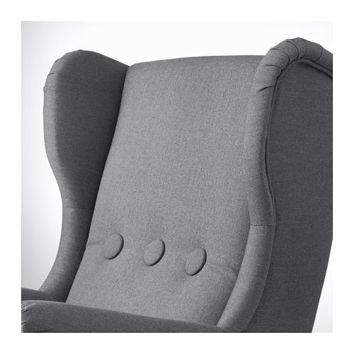 STRANDMON kursi berlengan anak